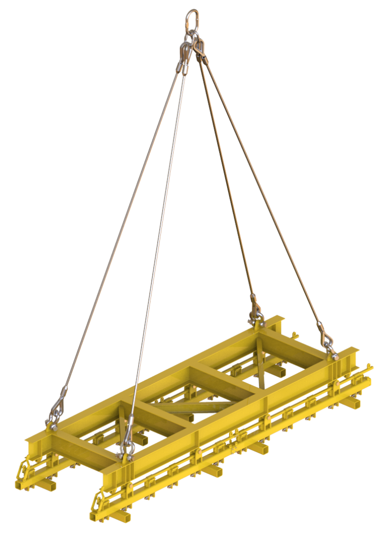 Mattress Lift Frame