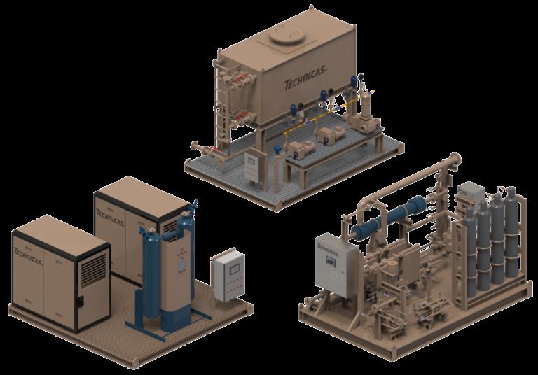 Process Skids
